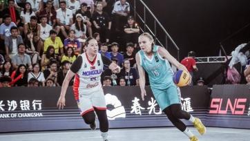 Казахстанские дружины сыграют в четвертьфинале Кубка Азии по баскетболу 3х3
