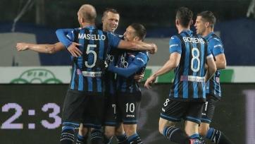 «Аталанта» и «Интер» вышли в Лигу чемпионов, «Милан» и «Рома» - в Лиге Европы, «Эмполи» вылетает