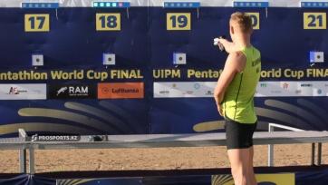 Мищенко выступит в финале Кубка мира по пятиборью