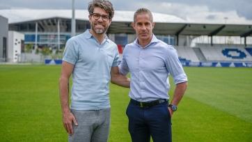 «Лион» объявил о назначениях Силвиньо и Жуниньо