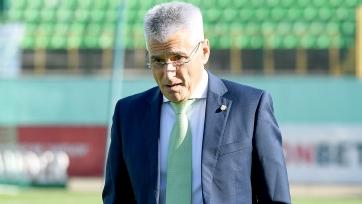 «Карпаты» остались без главного тренера