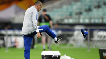 Гнев Сарри перед финалом ЛЕ, фаворит на пост главного тренера «Барселоны» и «банда принца» из Бирмингема
