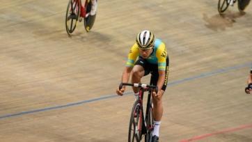 Казахстанец Василенков выиграл «серебро» на Гран-при по велотреку