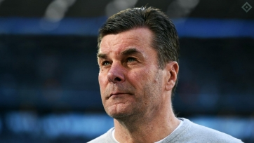 «Гамбург» представил нового тренера. Им стал экс-наставник Гладбаха