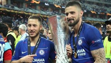 Четыре футболиста «Челси» претендуют на звание лучшего игрока недели в Лиге Европы