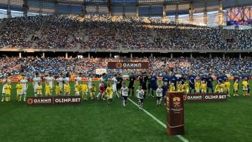 «Крылья Советов» на выезде вырвали победу у «Нижнего Новгорода» в первом стыковом матче