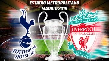 «Тоттенхэм» – «Ливерпуль». 01.06.2019. Где смотреть онлайн трансляцию финала Лиги чемпионов