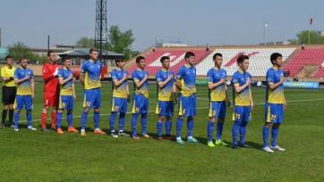 «Алтай» взял верх над молодежной командой «Астаны»
