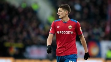 ЦСКА выкупил защитника