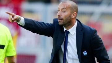 «Беневенто» после невыхода в Серию А расстался с главным тренером