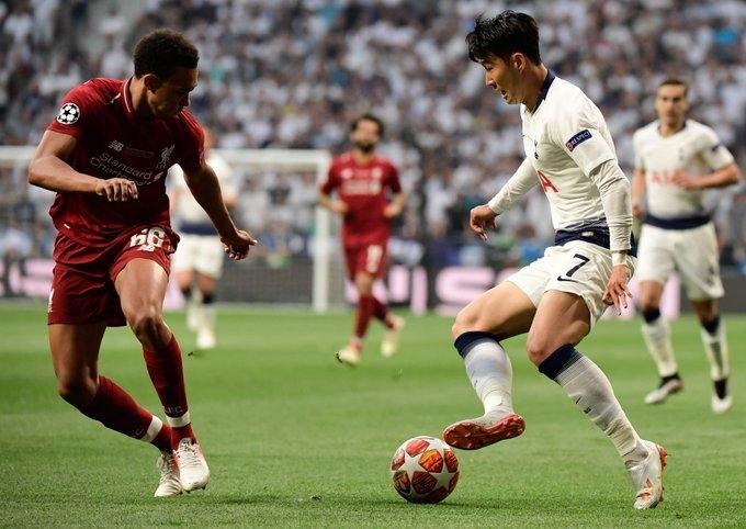«Тоттенхэм» – «Ливерпуль» – 0:2. Текстовая трансляция матча