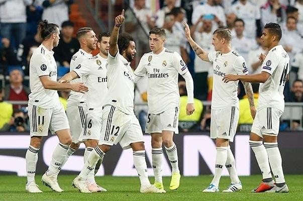 Топ-10 голов «Реала» в сезоне-2018/19