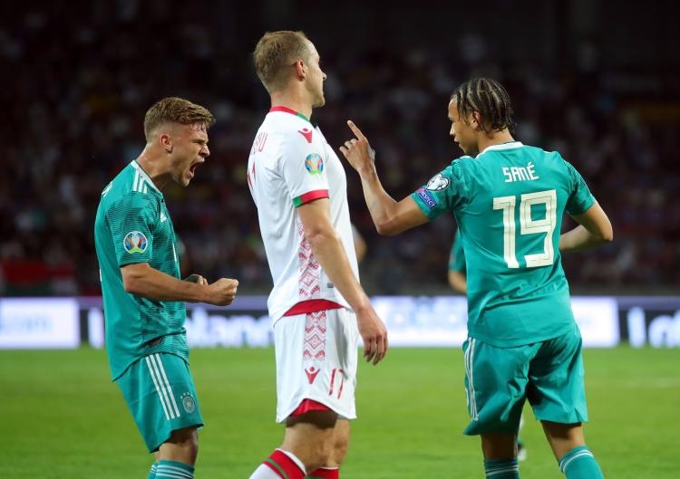 Беларусь – Германия – 0:2. Текстовая трансляция матча