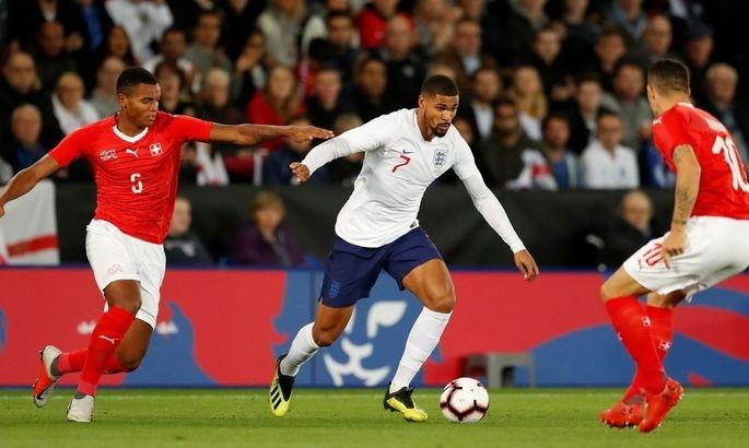 Футбол Швейцария - Англия 9.06.19 прямая трансляция