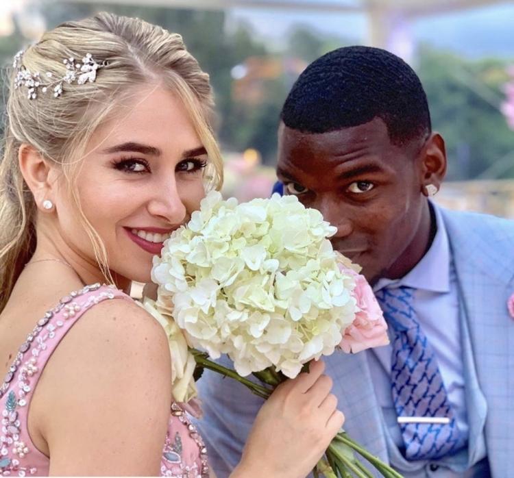 Погба женился. Фото