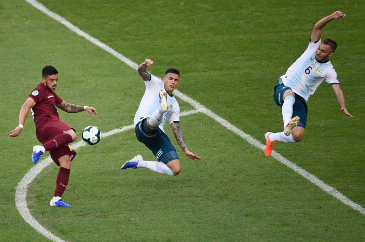 Венесуэла – Аргентина – 0:2. Текстовая трансляция матча