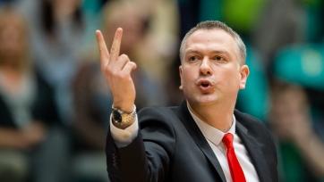 Баскетбольная «Астана» продлила контракт с главным тренером