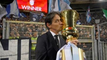 Индзаги  остается в «Лацио»