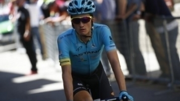Победителем 20-го этапа «Джиро д'Италия» стал гонщик «Астаны»