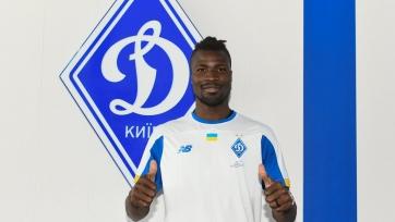 Киевское «Динамо» объявило о трансфере полузащитника, поигравшего в России