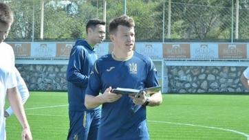 Молодежная сборная Украины разгромила Кипр и сыграет в финале Мемориала Лобановского