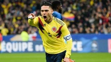 Колумбия за тайм разгромила Панаму в товарищеском матче