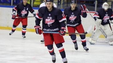 Нападающий «Алматы» продолжит карьеру в клубе ВХЛ