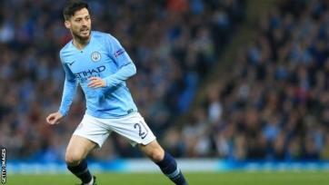 «Манчестер Сити» надеется удержать Давида Сильву