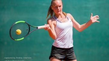 Детковская выступит в основной сетке турнира в Фергане