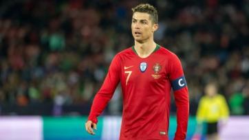 Роналду выйдет в основе на матч против Швейцарии в Лиге наций
