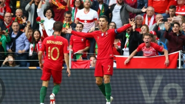 Португалия — Швейцария — 3:1. Текстовая трансляция матча
