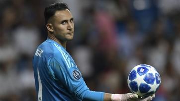 «ПСЖ» хочет заманить к себе голкипера «Реала»