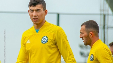 У сборной Казахстана еще одна потеря