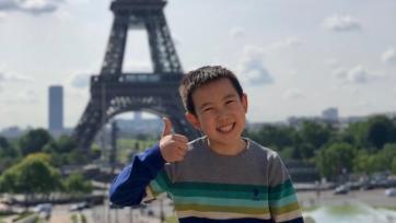 8-летний казахстанец покорил чемпионат Франции по шахматам