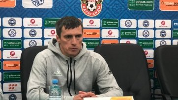 Москаленко: «У нас есть проблемы в плане тактики и физической подготовленности»