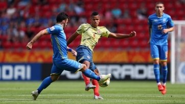Украина U-20 вышла в полуфинал чемпионата мира