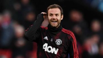 «Манчестер Юнайтед» предложил Хуану Мате новый контракт