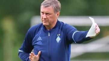 Киевское «Динамо» уволит тренера в случае непопадания в групповой раунд ЛЧ