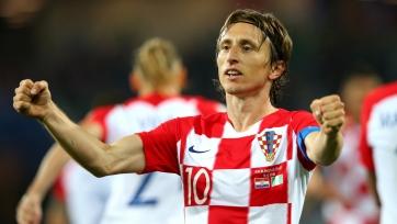 Хорватия – Уэльс: Модрич и Бэйл выйдут на поле с капитанскими повязками
