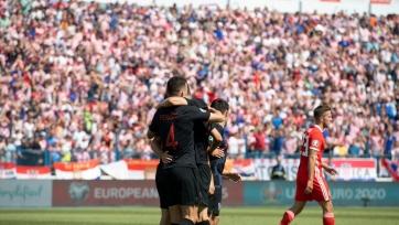 Хорваты в отборе на Евро справились с валлийцами