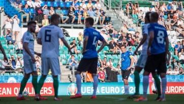 Северная Ирландия вырвала победу у Эстонии в отборе на Евро-2020