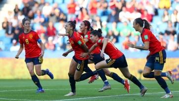 Испанки в волевом стиле обыграли южноафриканок на ЧМ среди женщин