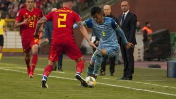 Бельгия разгромила Казахстан, Шотландия с трудом одолела Кипр в отборе на Евро-2020. Видео