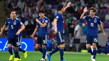 Япония разобралась с Сальвадором в товарищеском матче
