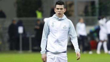 «Наполи» предложил Лосано пятилетний контракт