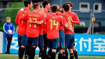 Испания – Швеция – 3:0. Текстовая трансляция матча