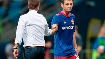 В ЦСКА рассказали о будущем Дзагоева, Влашича и Бекао