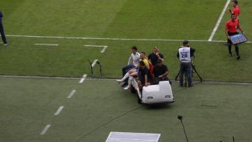Артур получил серьезную травму в матче против Гондураса