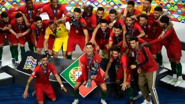 Сборная Португалии обыграла Нидерланды в финале Лиги наций