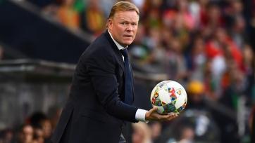 Куман: «Понимали, что должны показать свой лучший футбол»